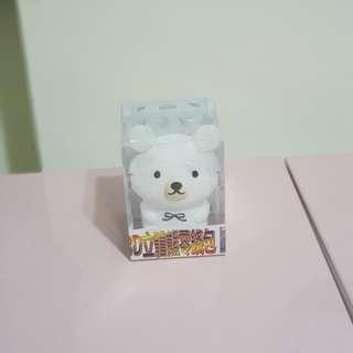 立體熊零錢包🐻