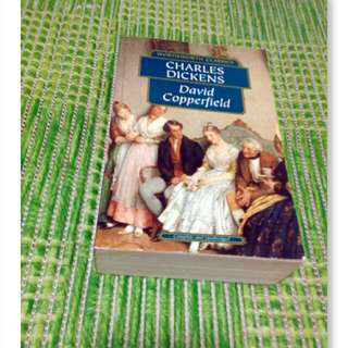 David Copperfield by Charles Dickens (Large PB)