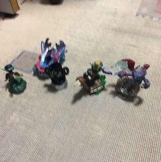 Skylanders Super chargers