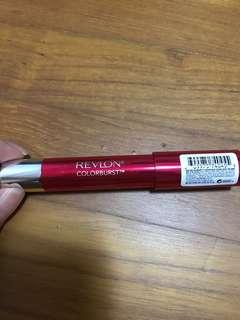 Brand New Revlon colour burst crayon series Lipstick