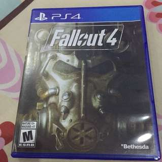 Game PS 4 Fallout Region 3