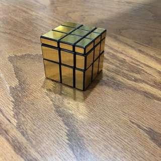 Mirror cube / smooth!!