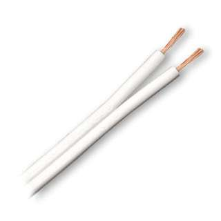 Qed 42 strand white speaker cables 10m