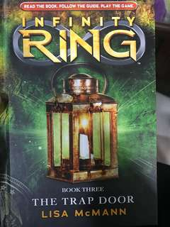 Infinity Ring book 3 ( The trap door)