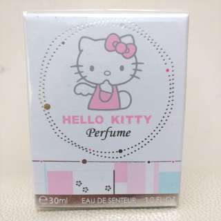 Hello Kitty baby Perfume 30ml (全新) Made in France