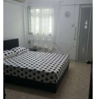 Master room for Rent (West Coast / Clementi)