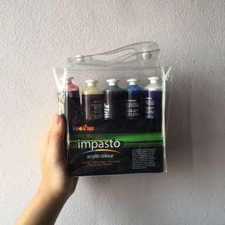 impasto acrylic 60mlx