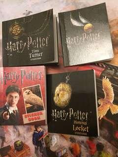 Harry Potter Sticker Books