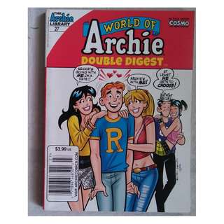 World of Archie. Double Digest #27