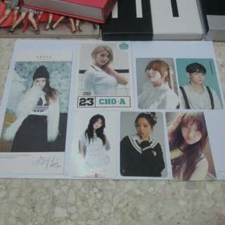 [WTS] MY KPOP PHOTOCARD COLLECTION