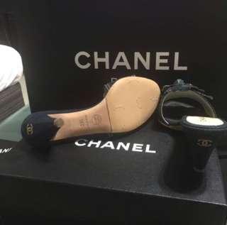 Authentic Chanel Shoes.