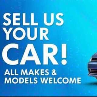 Sell Us Your Car! Highest!!