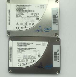 Intel SSD 160gb each 65$