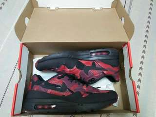 Nike Airmax 1 Ultra Moire Gym Red Camo