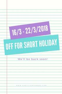 SHORT HOLIDAY