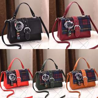 Handbag Hand Bag Tas Fashion Wanita Cewek Impor Import Code 4221