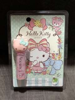 Hello kitty lip balm - Apple flavour