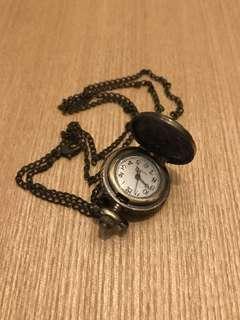 Ornate vintage timepiece