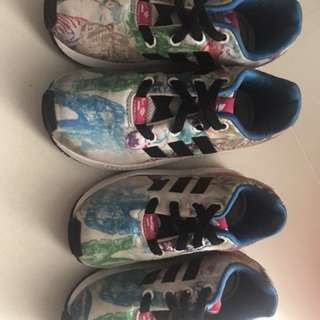 Adidas Shoes for 2yrs old and 4yrs old