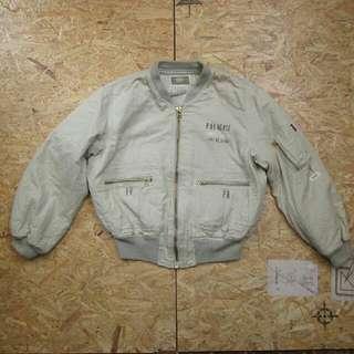 pink house karl helmut bomber jacket