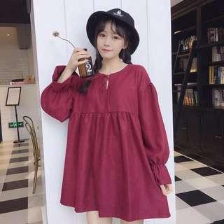 [PO] Ulzzang Babydoll Dress