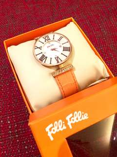 全新Folli Follie Dynasty Watch