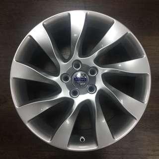 """Volvo Original 18"""" Rim"""