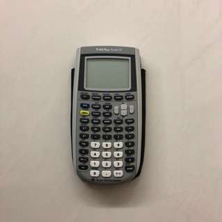 SPOILT TI-84 Plus Pocket SE Graphing Calculator