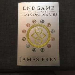 End Game by James Frey*new but wrapped
