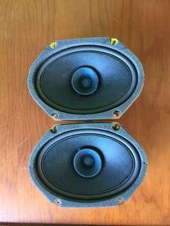 Mazda 3 OEM front speakers