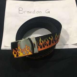 Flames Belt