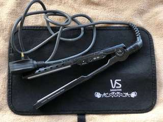 Vidal Sassoon Wet/Dry Ceramic Straightener