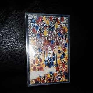 English cassette thompson twins big trash