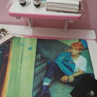 BTS Jimin Official HYYH Pt2 Poster