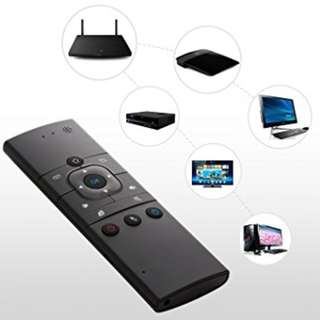 MX9  Rechargeable Air Mouse For Android TV Box