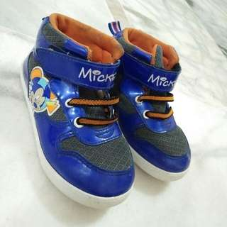 Kids Shoes Mickey Mouse MK22-022