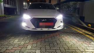 Hyundai Elantra AD Super bright LED headlight and foglight