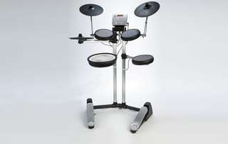 Roland HD-3 V-Drums Lite with Tama drum throne