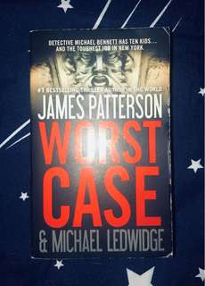 🔥Worst Case by James Petterson