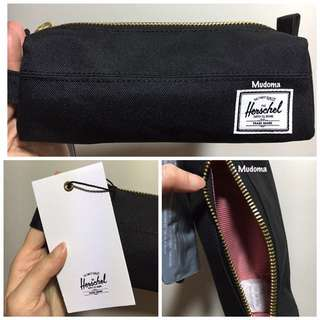 Herschel Pencil Case in Black
