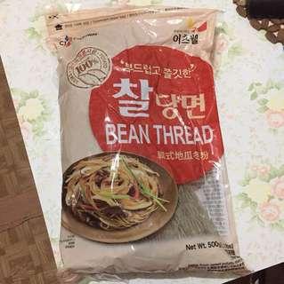 韓式地瓜冬粉