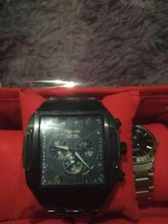 Alexandre Christie full black