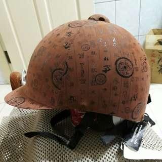🚚 正品安全硬殼式騎術帽