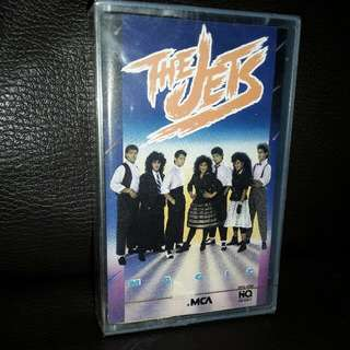English cassette the jets