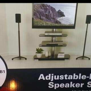 Sanus speaker stand efsat black for small speaker