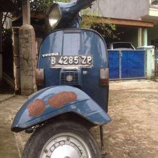 Vespa PX150 Tahun 82