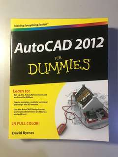 AutoCAD 2012 for Dummies (全彩色)