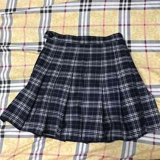 Mini Checkered Plaid/Tennis Skirt