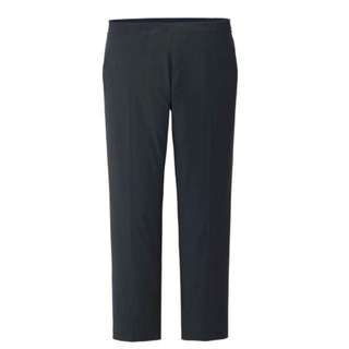 Uniqlo Women's Ankle Length Pants - Black