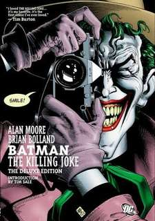 The Killing Joke Deluxe Edition